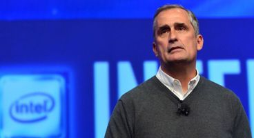 Intel Says CEO Dumping Tons of Stock Last Year 'Unrelated' to Big Security Exploit