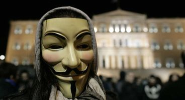 'Anonymous Greece' Claims Hack of State TV - Cyber security news