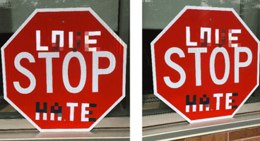 Something as simple as road stickers for self-driven car hacking - Cyber security news