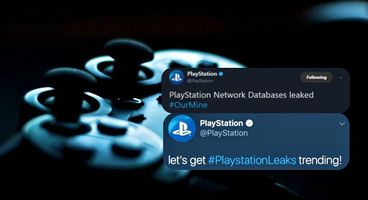 OurMine Hacks Sony PlayStation's Twitter and Facebook Accounts; Claims to Have Access to PlayStation Network (PSN) Database