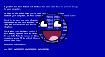 Malware display fake BSOD to sell phony Windows anti-virus for $25 - Cyber security news