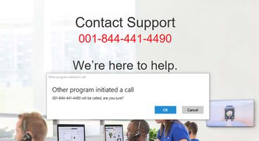 New scam launches users' default phone app, points it to fake tech support hotline