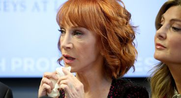 Kathy Griffin's Social Media Accounts May Have Been Hacked