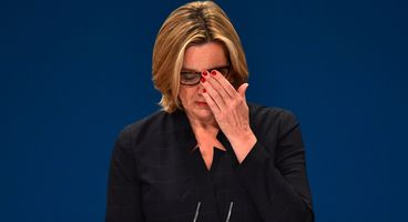 Amber Rudd falls for hoax email prankster who also fooled Trump administration officials