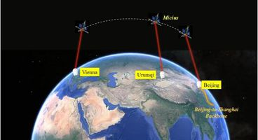 China's Quantum Communication Satellite Can Now Secure Intercontinental Video Links