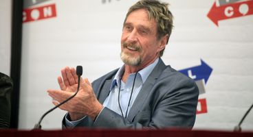 John McAfee unveils new details about long-awaited anti-hacking system 'Sentinel'