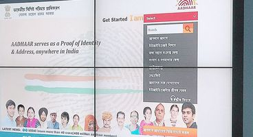 Aadhaar website has basic security flaws, blogs Aussie expert - Cyber security news