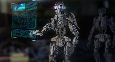 The artificial reality of cyber defence
