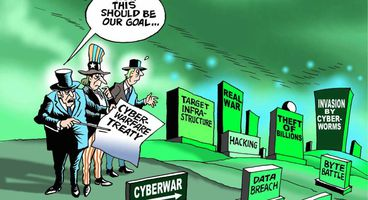 The real cyberthreat facing us - Cyber security news