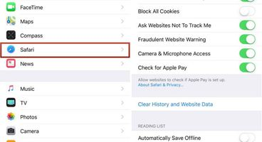 Safari in iOS 11: Enabling Cross-Site Tracking Prevention to Protect Your Privacy - Cyber security news