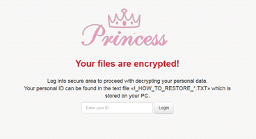 RIG exploit kit distributes Princess ransomware - Cyber security news