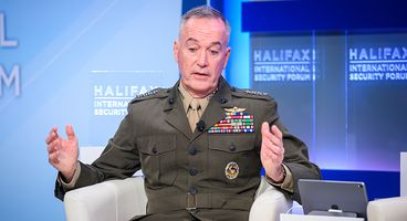 Dunford Slams Google for Working with China, But Not U.S. Military - Cyber security news