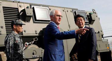 Arthur Herman: Japan defense industry needs security boost
