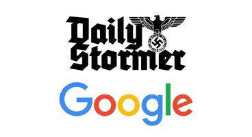 White-Supremacist Site Moves to Google, Is Instantly Cut Off by Google - Cyber security news