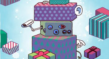Don't Give Kids Holiday Gifts That Can Spy on Them