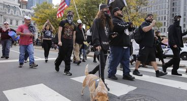 Anonymous' Million Mask March quiet, colorful in Philly - Cyber security news