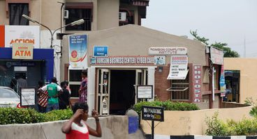 Nigeria's Internet fraudsters zero in on corporate email accounts