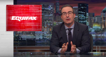 John Oliver rips Equifax for data breach: Doing