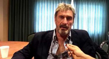 John McAfee Twitter and phone hacked to promote cryptocurrencies - Cyber security news