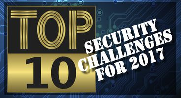 Top 10 Security Challenges for 2017