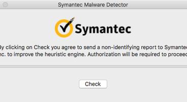 Crooks set up a fake Symantec Blog to spread the macOS Proton malware