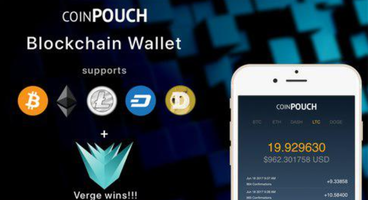 A Verge specific node wallets hacked, crooks stole $655,000 from CoinPouch XVG Verge wallets