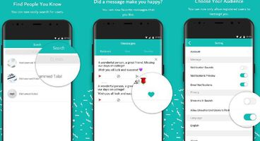 Researcher spotted flaws in the web-based version of popular Sarahah app - Cyber security news