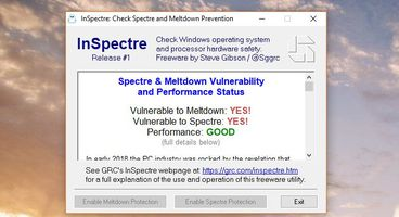 Use This App to Check for Meltdown & Spectre Bugs, Determine Update Slowdown