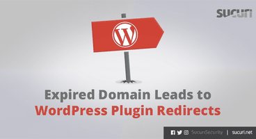 Expired Domain Leads to WordPress Plugin Redirects - Cyber security news