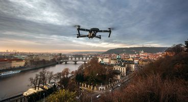 Cyberwarfare is taking to the skies, aboard drones - Cyber security news