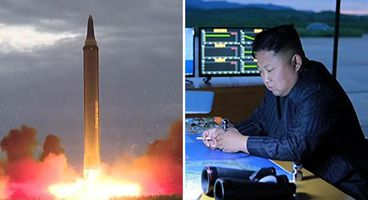 Theresa May refuses to rule out military action and cyber attacks over North Korea missile launches
