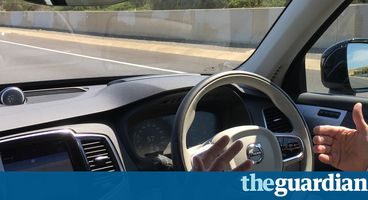 Driverless cars: safer perhaps, but professor warns of privacy risks