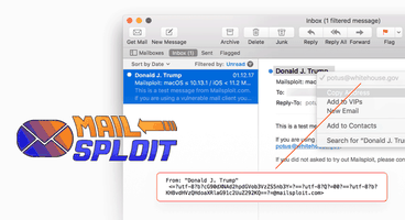 MailSploit — Email Spoofing Flaw Affects Over 30 Popular Email Clients - Cyber security news