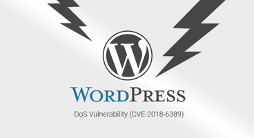 Unpatched DoS Flaw Could Help Anyone Take Down WordPress Websites - Cyber security news