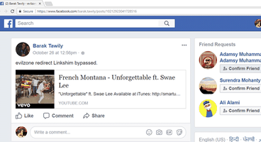 Wait, Do You Really Think That's A YouTube URL? Spoofing Links On Facebook - Cyber security news