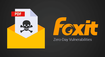 Two Critical Zero-Day Flaws Disclosed in Foxit PDF Reader - Cyber security news
