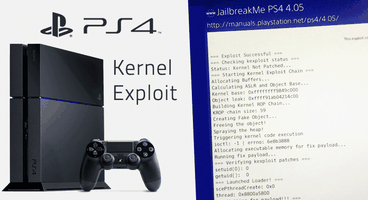 Kernel Exploit for Sony PS4 Firmware 4.05 Released, Jailbreak Coming Soon - Cyber security news