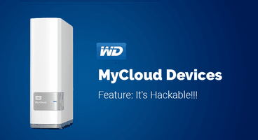 Critical Unpatched Flaws Disclosed In Western Digital 'My Cloud' Storage Devices