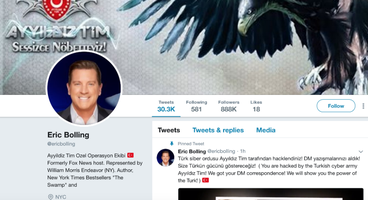 Ex-Fox News hosts Bolling, Van Susteren apparently hacked - Cyber security news