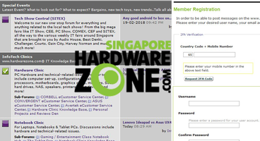 SPH-owned HardwareZone Forum hacked; 685,000 users affected in Singapore's largest data breach - Cyber security news