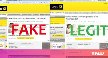 Raiffeisen Bank malware is phishing for your login credentials - Cyber security news