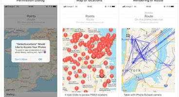iOS apps can read metadata revealing users' location histories - Cyber security news