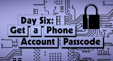 Put an Extra Passcode On Your Cellphone Account - Cyber Security Safety Tips