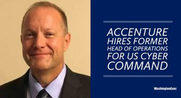 Accenture Hires Former Head of Operations for US Cyber Command - Cyber security news