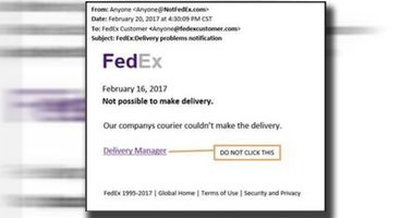 FedEx warns of phony email alerts - Cyber security news