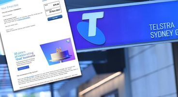 'Large-scale' email scam targeting Telstra customers