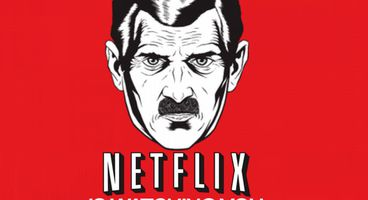 Netflix is watching you. We're all watching you