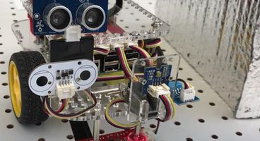This small robot lures hackers away from other robots - Cyber security news