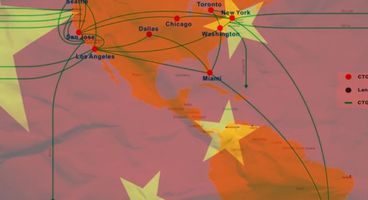 China has been 'hijacking the vital internet backbone of western countries' - Cyber security news
