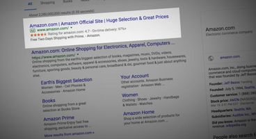 Yet again, Google tricked into serving scam Amazon ads - Cyber security news